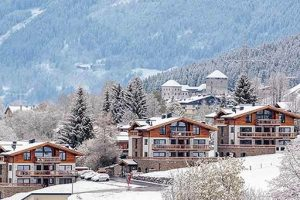 Avenida Panorama Suites Aussenansicht Winter